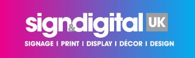 Sign & Digital banner